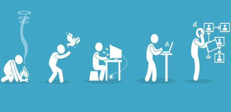 L'evoluzione delle comunicazioni